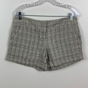 NWT The Limited Tweed Short Drew Fit